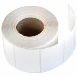 Этикетка термотрансферная ПОЛИПРОПИЛЕНОВАЯ (43х25 мм), 1000 этикеток в ролике, 53080