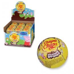 Шоколадный шар CHUPA CHUPS (Чупа-Чупс) с игрушкой в ассортименте, 20 г, 86679