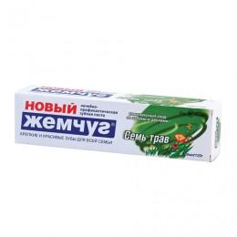 Зубная паста 100 мл, НОВЫЙ ЖЕМЧУГ