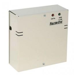 Бесперебойный блок питания FALCON EYE FE-1220, металлический корпус, U=12 B, I номинальный=2 А, I максимальный=2,5 А, под АКБ 7А/ч, 00-00110332