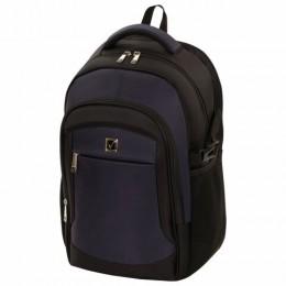 Рюкзак BRAUBERG BUSINESS универсальный, с отд.для ноутбука,креп.на чемодан,Practic,48х20х32см,229874