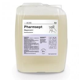 Антисептик кожный дезинфицирующий 5 л ФАРМСЕПТ, готовый раствор, крышка, ш/к 56072