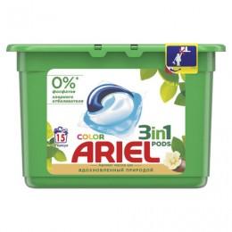 Средство для стирки в капсулах 15 шт. ARIEL (Ариэль) Масло Ши, 8001090993212