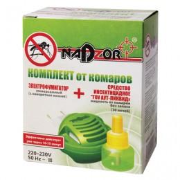 Средство от насекомых фумигатор + жидкость NADZOR (Надзор), 30 ночей, IKL 001H
