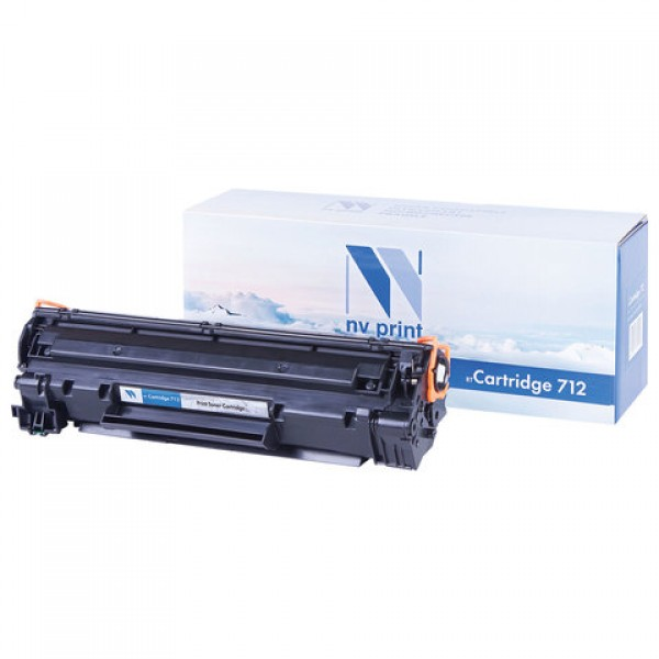 Картридж лазерный NV PRINT (NV-712) для CANON LBP-3010/3100, ресурс 1500 стр.