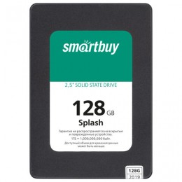 Твердотельный накопитель SSD SMARTBUY Splash 128 GB, 2,5
