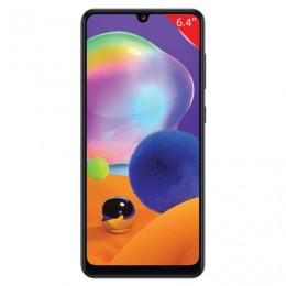 "Смартфон SAMSUNG Galaxy A31, 2 SIM, 6,4"", 4G (LTE), 48/20 + 5 + 8 + 5 Мп, 128 ГБ, черный, пластик, SM-A315FZKVSER"