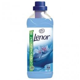 Кондиционер-ополаскиватель для белья 1 л, LENOR (Ленор) Скандинавская весна, концентрат