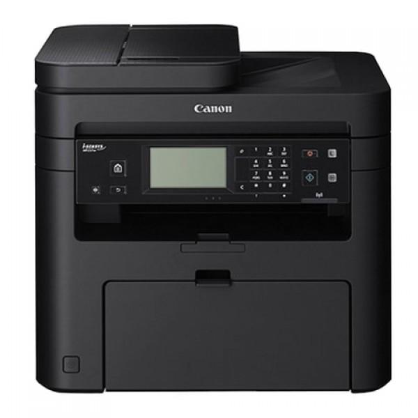 МФУ лазерное CANON i-SENSYS MF237w (принтер, сканер, копир, факс), А4, 1200x1200, 23 стр./мин, 15000 стр./мес, АПД, Wi-Fi, с/к, 1418C169