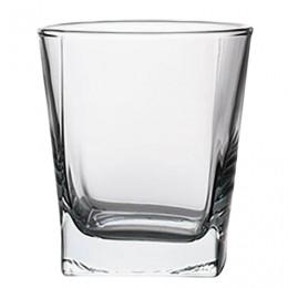 Набор стаканов для виски, 6 шт., объем 205 мл, низкие, стекло, Baltic, PASABAHCE, 41280