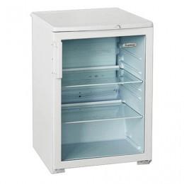 Холодильная витрина БИРЮСА Б-152, общий объем 152 л, 85x58x62 см, белый