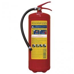 Огнетушитель порошковый ОП-10, АВСЕ (твердые, жидкие, газообразные вещества, электро установки) МИГ, 111-21