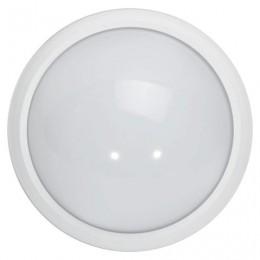 Светильник светодиодный ЭРА, 180х75, 8 Вт, 4000 К, 640 Лм, IP54, круглый, белый, SPB-1-08, Б0017326