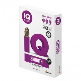 Бумага IQ SELECTION SMOOTH, А4, 80 г/м2, 500 л., класс