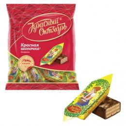 Конфеты шоколадные КРАСНЫЙ ОКТЯБРЬ Красная шапочка, 250 г, пакет, КО03926
