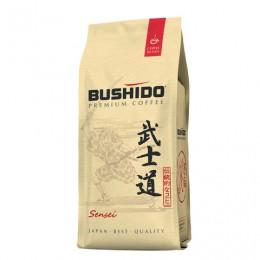 Кофе в зернах BUSHIDO Sensei, натуральный, 227 г, 100% арабика, вакуумная упаковка, BU22712003