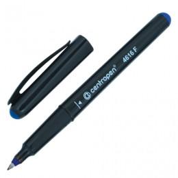 Маркер для CD и DVD CENTROPEN, трехгранный, толщина письма 0,6 мм, синий, 4616/1С