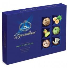 Конфеты шоколадные КРАСНЫЙ ОКТЯБРЬ Вдохновение, маленькие пирожные, 165 г, КО14714