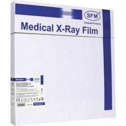 Рентгеновская пленка синечувствительная, SFM X-Ray BF, КОМПЛЕКТ 100 л., 35х35 см., ш/, 629042