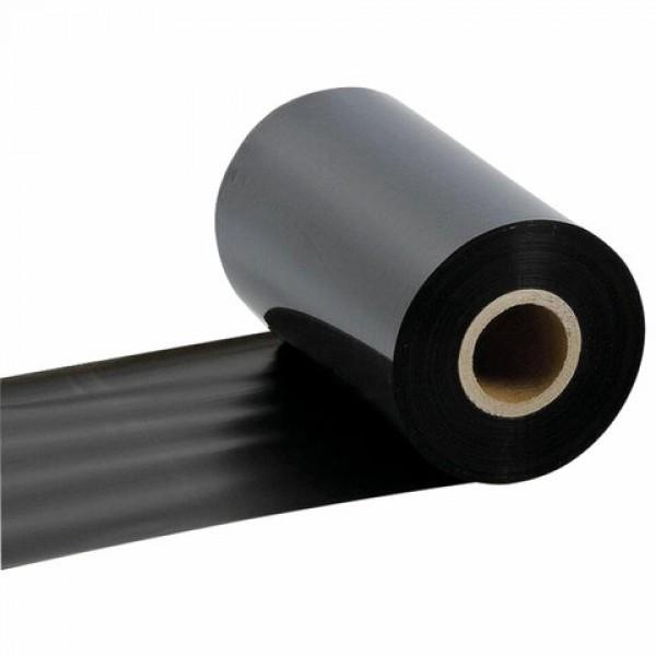 Риббон RESIN, 110 мм х 300 м, диаметр втулки 25,4 мм (1 дюйм), красящий слой наружу (OUT), 363539
