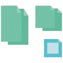 Комплект акушерский КБР-05 ГЕКСА одноразовый стерильный 3 предмета