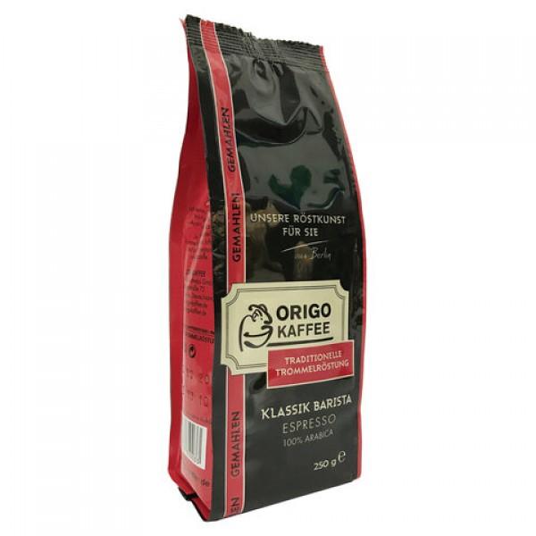 Кофе молотый ORIGO (ОРИГО)