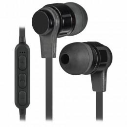Наушники с микрофоном (гарнитура) DEFENDER FreeMotion B660, Bluetooth, беспроводные, черные, 63660