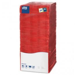 Салфетки TORK Big Pack, 25х25, 500 шт., красные, 478661