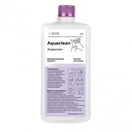 Антисептик кожный дезинфицирующий 1 л АКВАКЛИН, готовый раствор, крышка, ш/к 56393