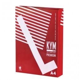 Бумага офисная А4, класс A, KYM LUX PREMIUM, 80 г/м2, 500 л., Финляндия, белизна 170% (CIE)