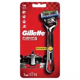 Бритва GILLETTE (Жиллет) Fusion ProGlide Power Flexball с 1 сменной кассетой, для мужчин, 50016248