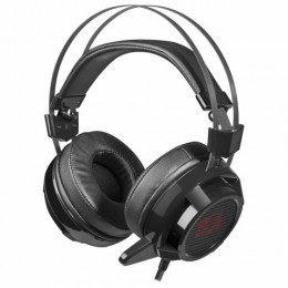 Наушники с микрофоном (гарнитура) REDRAGON Siren 2, проводные, 2м, полноразм. с оголо, 74830