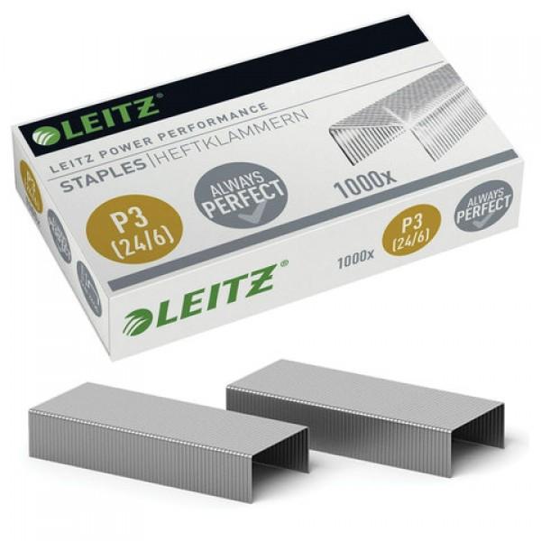 Скобы для степлера LEITZ