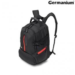 Рюкзак B-PACK S-03 (БИ-ПАК) универсальный, с отделением для ноутбука, увеличенный объем, черный, 46х32х26 см, 226949