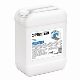 Средство для стирки жидкое универсальное 5 кг, EFFECT Omega 501, для цветных тканей, 10734