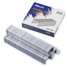 Скобы для степлера №23/13, 1000 штук, KW-trio, до 100 листов, -023D