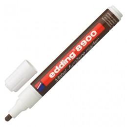 Маркер лаковый для мебели (paint marker) EDDING 8900, ретуширующий, 1,5-2 мм, нитро-основа, махагон, E-8900/612