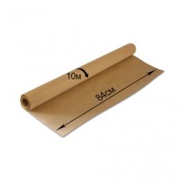 Крафт-бумага в рулоне, 840 мм х 10 м, плотность 78 г/м2, BRAUBERG, 440145