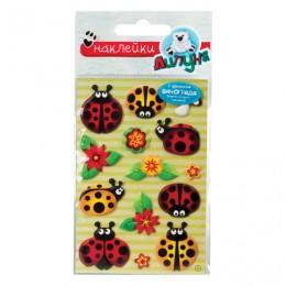 Наклейки ЛИПУНЯ Ароматные насекомые 2, с европодвесом, MSS02