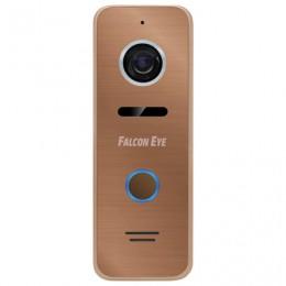 Видеопанель вызывная FALCON EYE FE-ipanel 3, разрешение 800 ТВл, угол обзора 110°, питание DC 12 В, бронза, 00-00109253