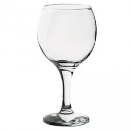 Набор бокалов для вина, 6 шт., объем 290 мл, стекло, Bistro, PASABAHCE, 44411