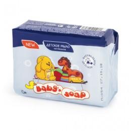 Мыло туалетное детское 300 г, BABY`S SOAP (Бейби соап), комплект 4 шт. х 75 г,