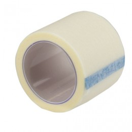 Лейкопластырь медицинский фиксирующий в рулоне LEIKO 3х500 см, на нетканой хлопчатобумажной основе, в картонной коробке, 531728