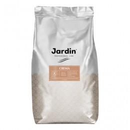 Кофе в зернах JARDIN (Жардин) Crema, натуральный, 1000 г, вакуумная упаковка, 0846-08