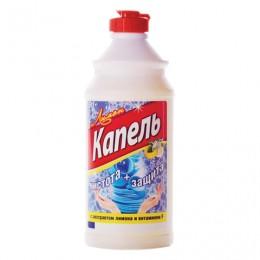 Средство для мытья посуды 500 мл, КАПЕЛЬ