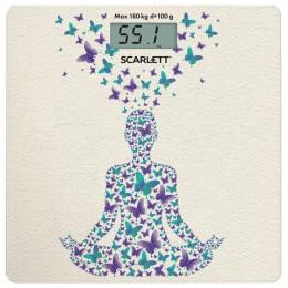 Весы напольные SCARLETT SC-BS33E098