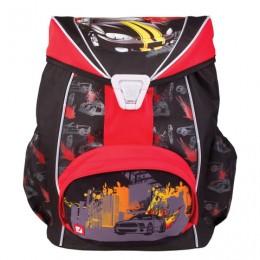 Рюкзак BRAUBERG для учеников, ортопедический, евроформат, EasyLock,