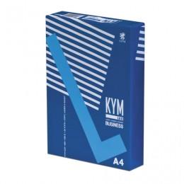 Бумага офисная А4, класс B, KYM LUX BUSINESS, 80 г/м2, 500 л., Финляндия, белизна 164% (CIE)