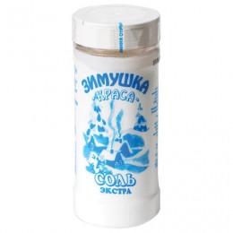 Соль пищевая 500 г, ЗИМУШКА КРАСА
