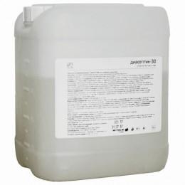 Антисептик кожный дезинфицирующий (спирт 30%) 5л ДИАСЕПТИК-30, раствор, ш/к 55513, 13317